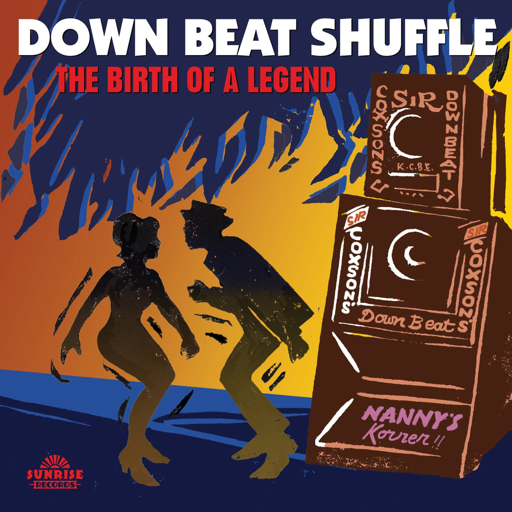 Various - Down Beat Shuffle - CD Album - Secret Records Limited