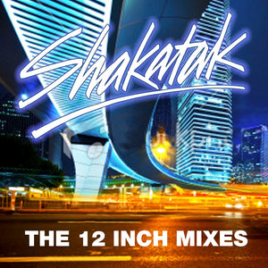 Shakatak - The 12 Inch Mixes - 2CD Album - Secret Records Limited