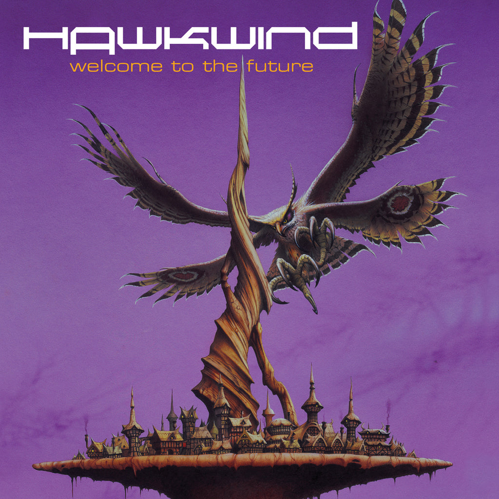 Hawkwind - Welcome To The Future - Secret Records Limited