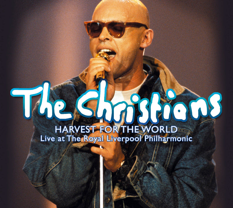 The Christians - Harvest For The World - DVD - Secret Records Limited