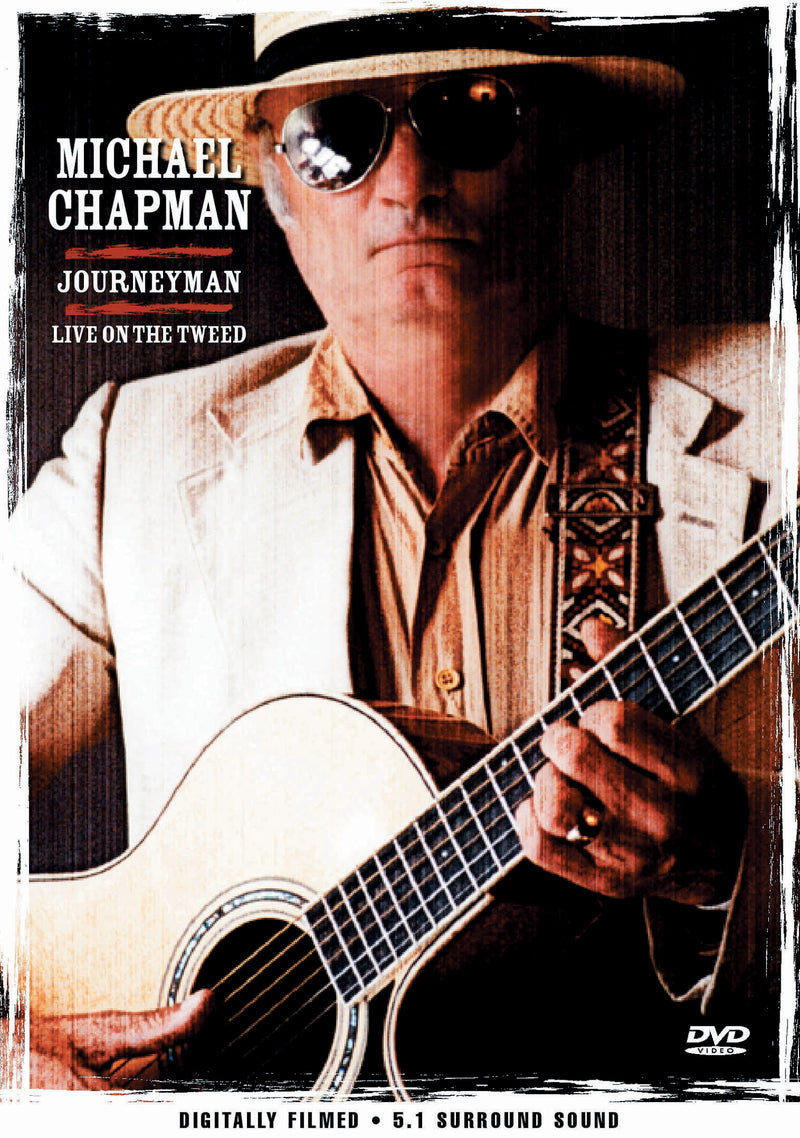 Michael Chapman - Journeyman - DVD - Secret Records Limited