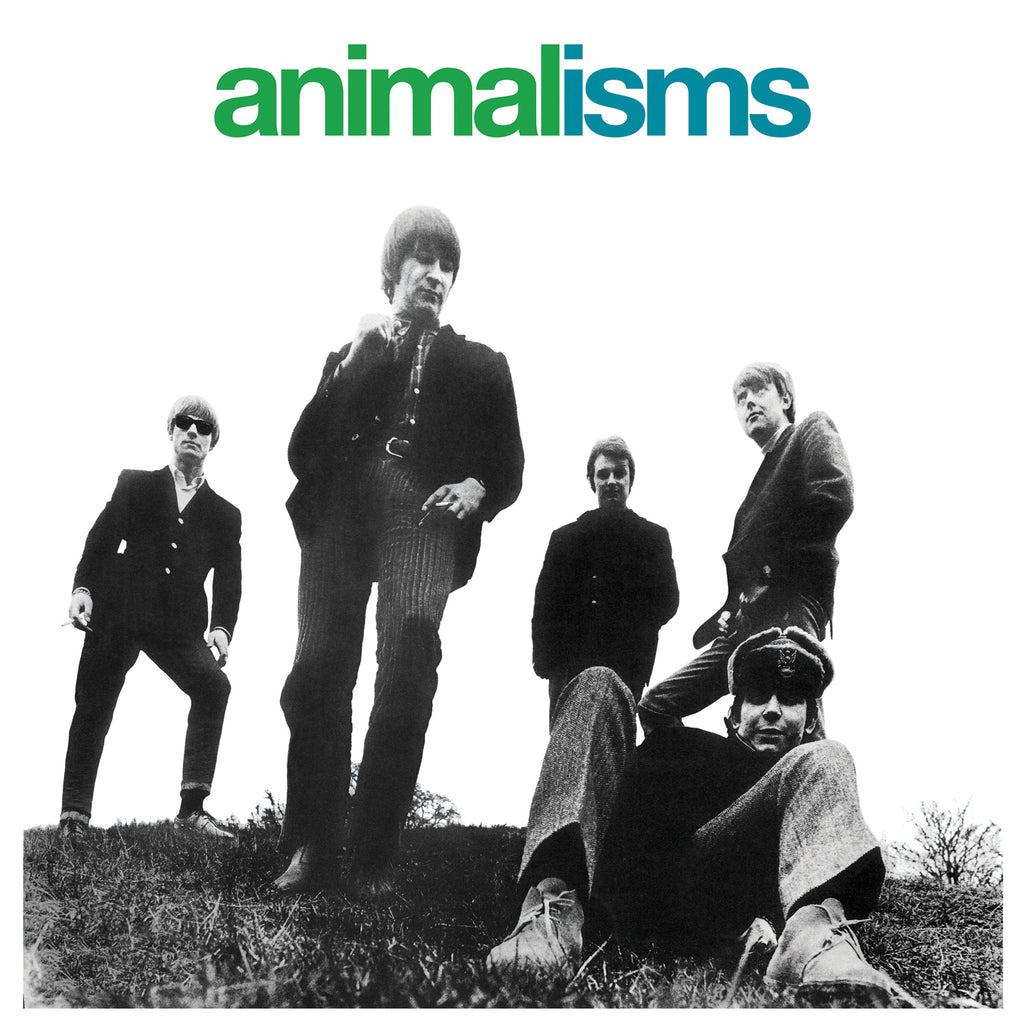 The Animals - Animalisms - Vinyl LP - Secret Records Limited