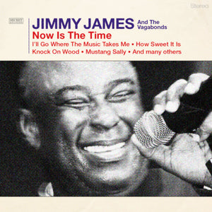 Jimmy James And The Vagabonds - Now Is The Time - Secret Records Limited