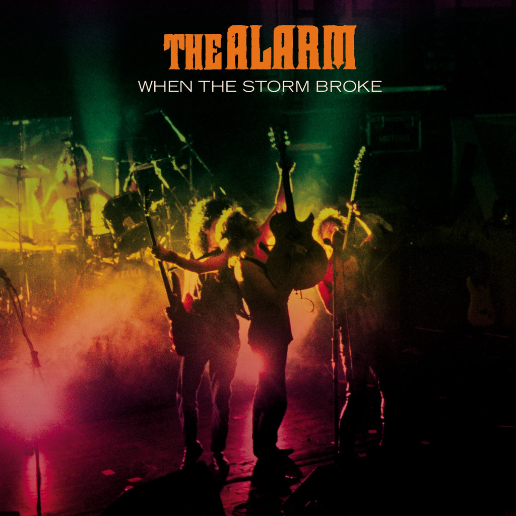 The Alarm - When the Storm Broke - 2CD Album - Secret Records Limited