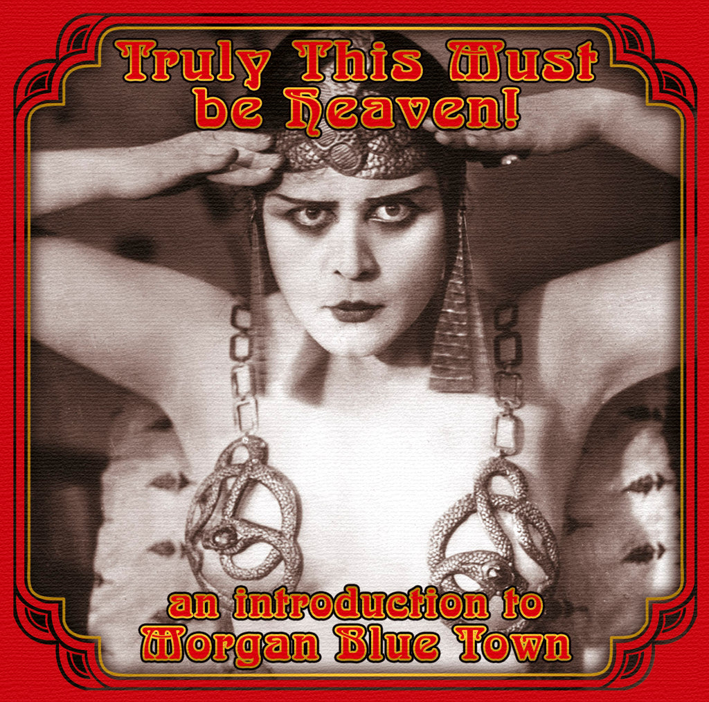 Truly This Must Be Heaven! An Introduction to Morgan Blue Town  - CD Album - Secret Records Limited