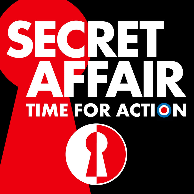 Secret Affair - Time For Action - CD+DVD Album - Secret Records Limited