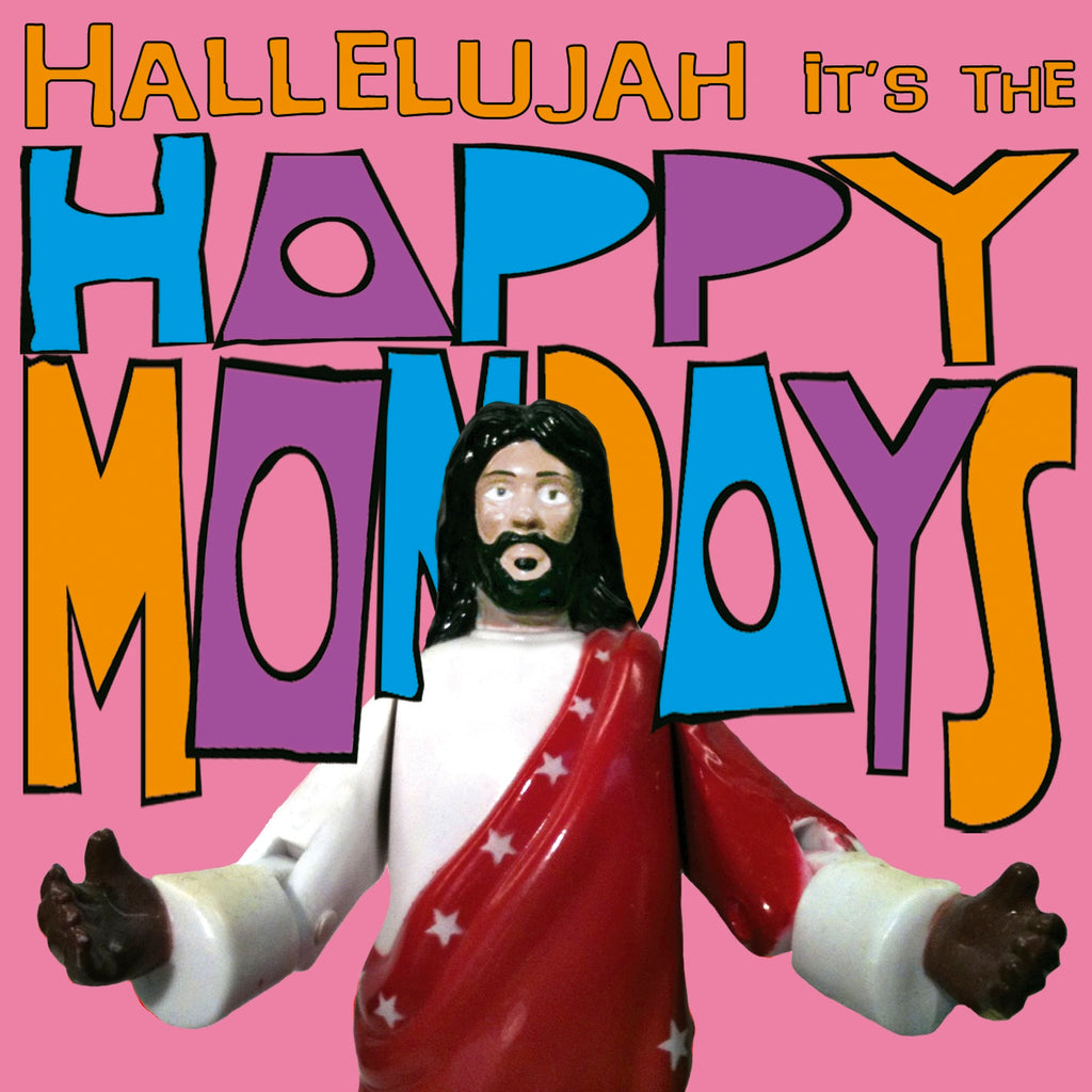 Happy Mondays - Hallelujah It's The Happy Mondays - CD+DVD Album - Secret Records Limited