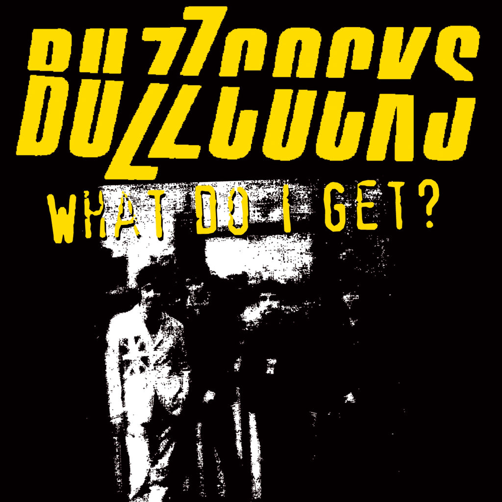 The Buzzcocks - What Do I Get? - CD+DVD Album - Secret Records Limited