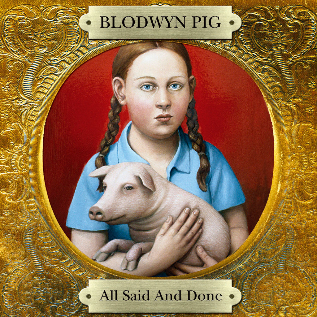 Blodwyn Pig - All Said And Done - 2CD Album - Secret Records Limited