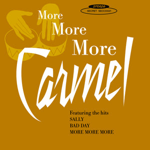 Carmel - More More More - CD Album - Secret Records Limited