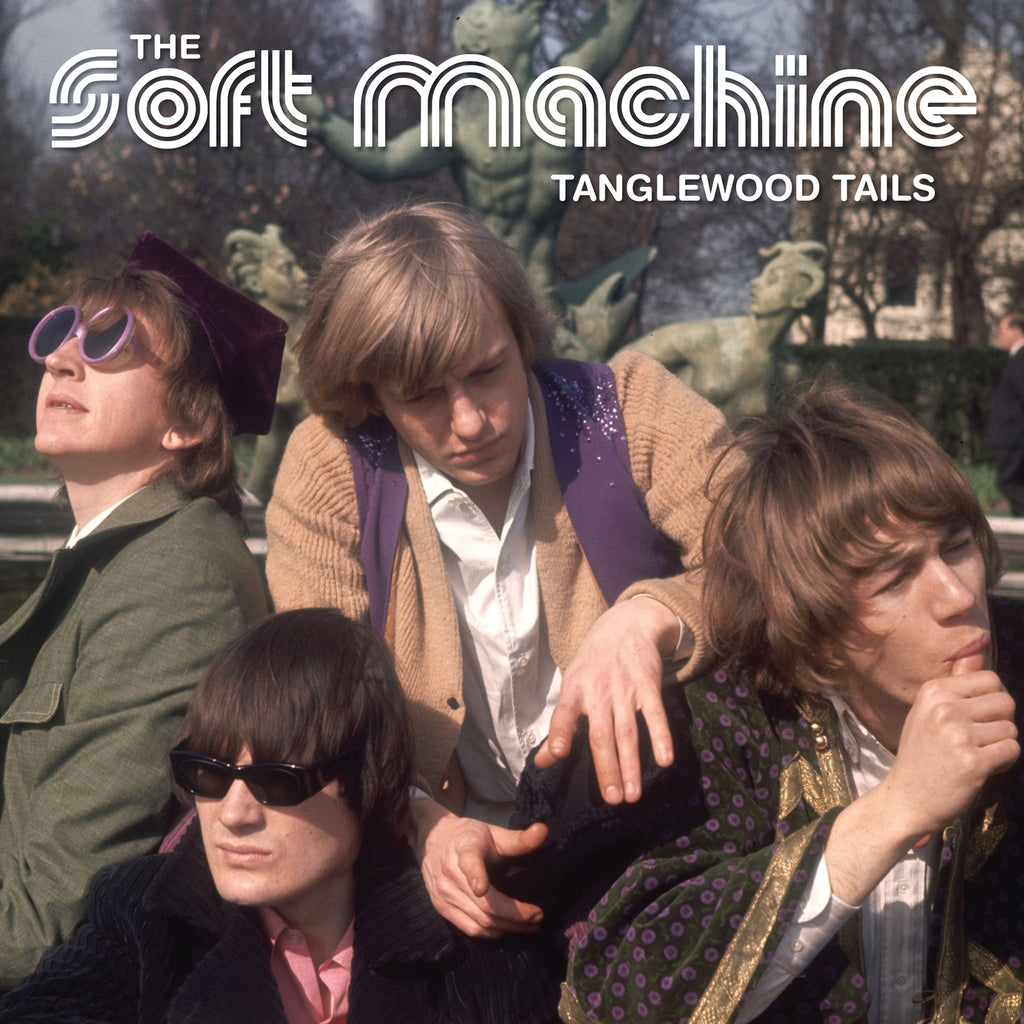 The Soft Machine - Tanglewood Tails - 2CD Album - Secret Records Limited