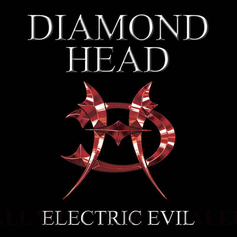 Diamond Head - Electric Evil - CD+DVD Album - Secret Records Limited