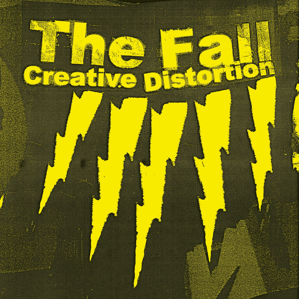 The Fall - Creative Distortion - 2CD+DVD Album - Secret Records Limited