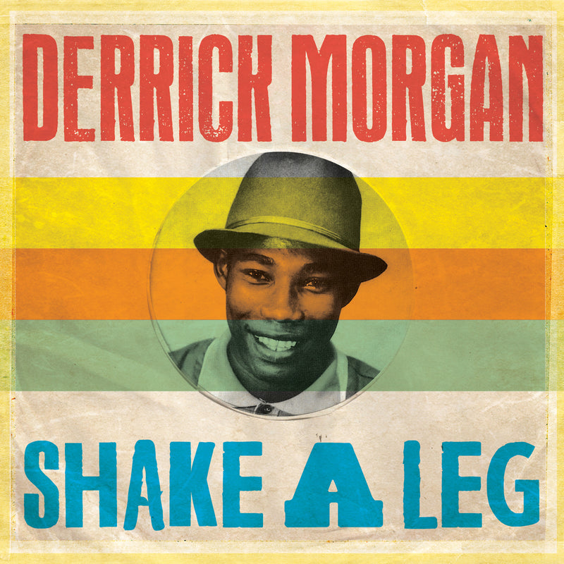 Derrick Morgan - Shake A Leg - CD Album - Secret Records Limited