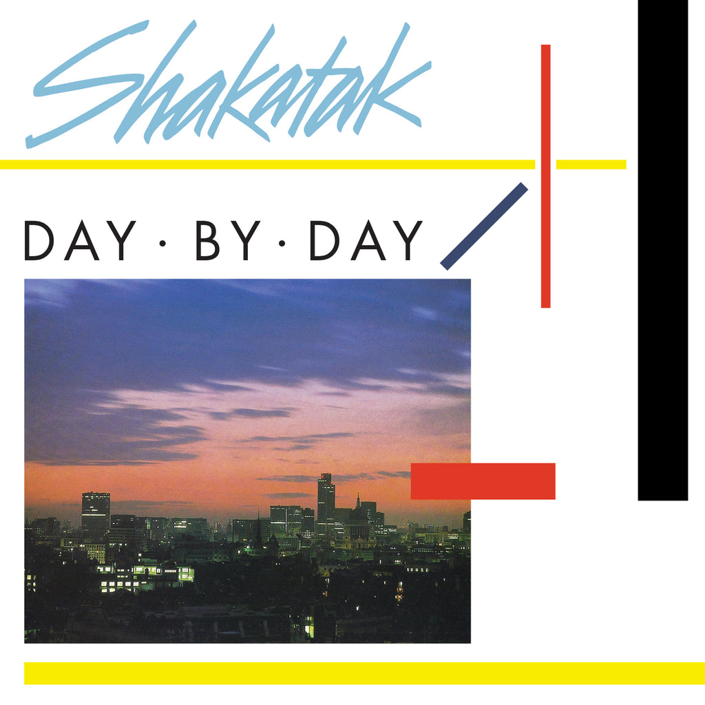Shakatak - Day By Day (City Rhythm) - Secret Records Limited