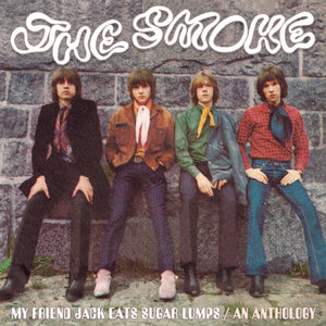 The Smoke - My Friend Jack Eats Sugar Lumps - 3CD Album - Secret Records Limited