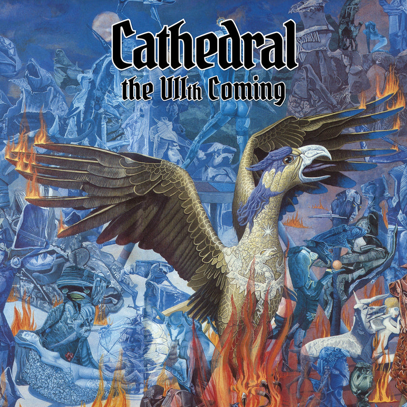 Cathedral - VIIth Coming - Vinyl LP - Secret Records Limited