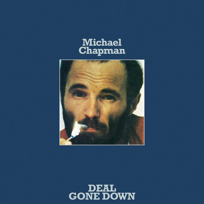 Michael Chapman - Deal Gone Down - CD Album - Secret Records Limited