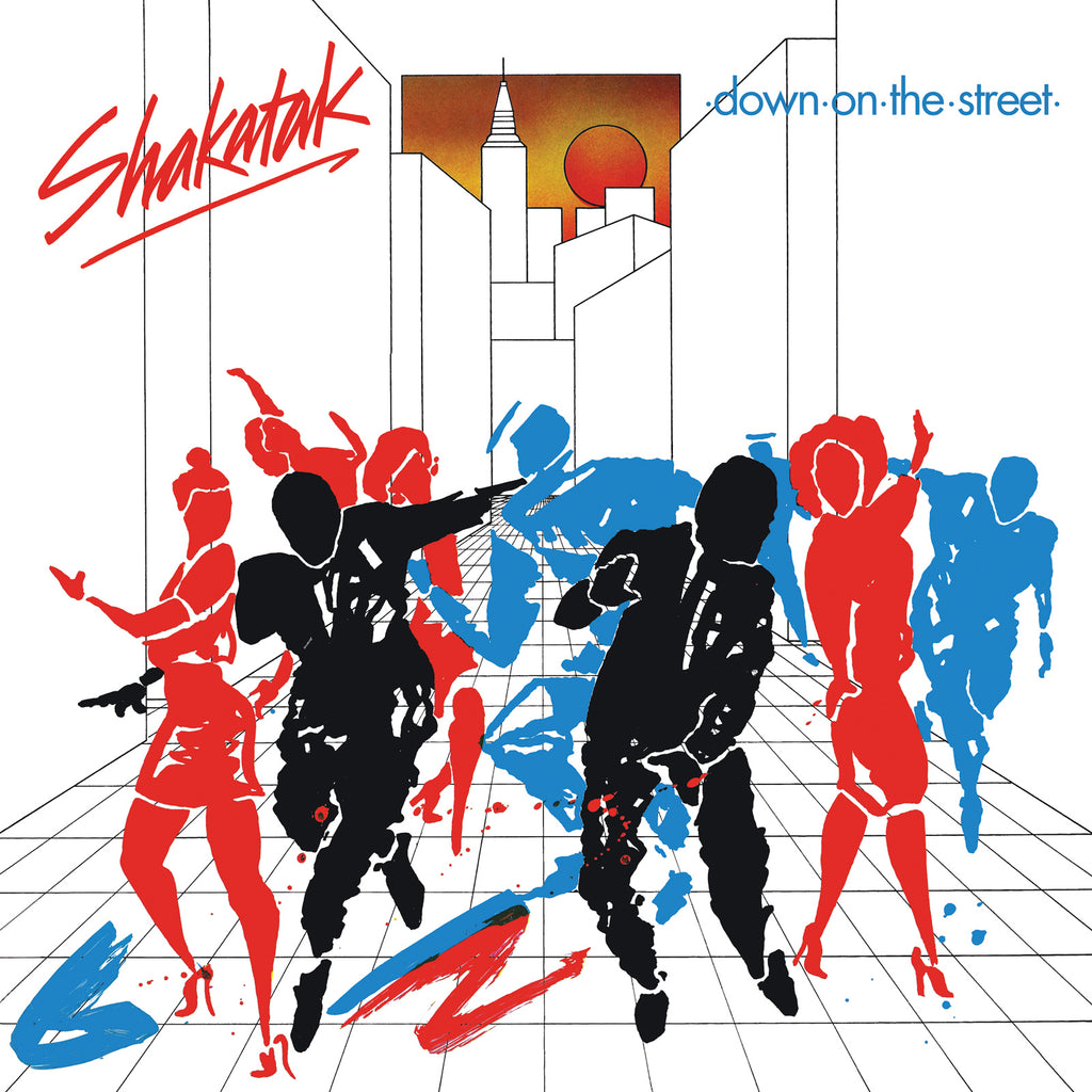 Shakatak - Down On The Street - Secret Records Limited