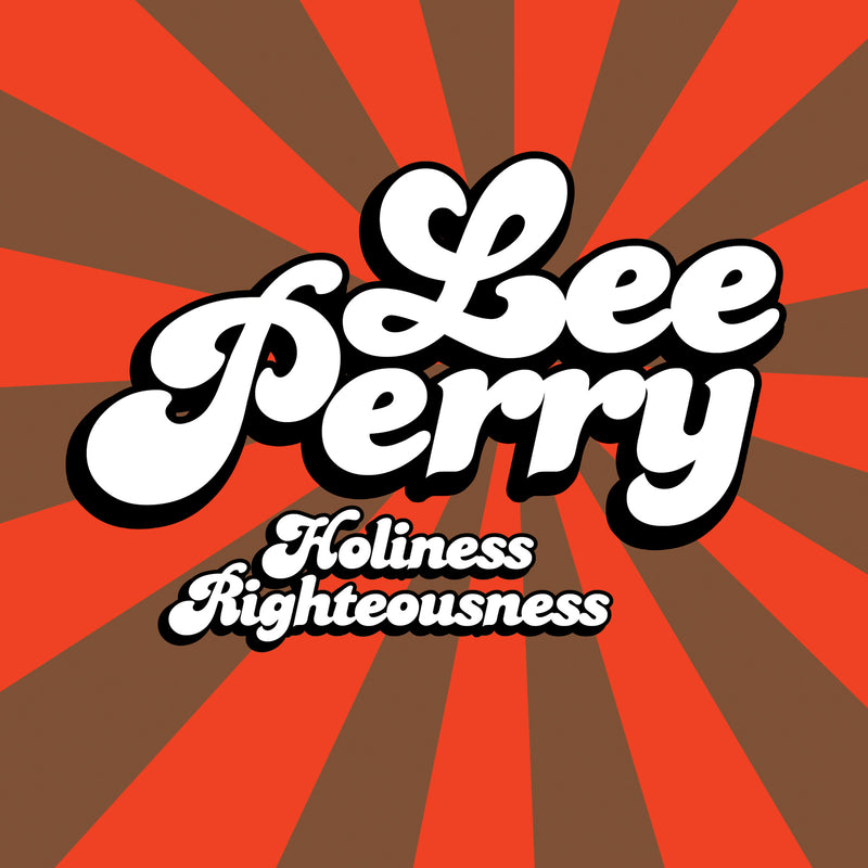 Lee Perry - Holiness Righteousness - CD Album & Vinyl LP - Secret Records Limited