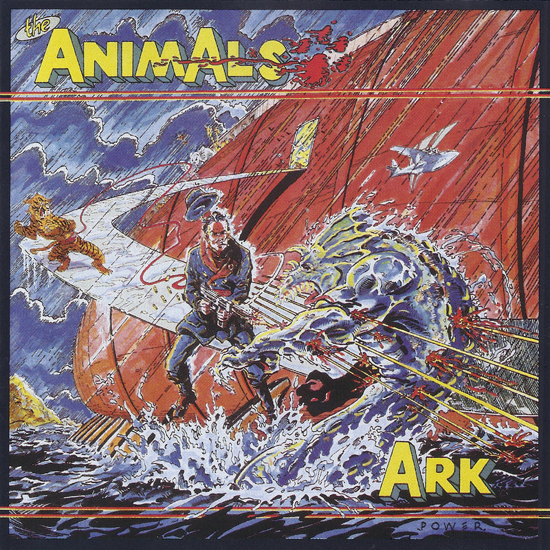 The Animals - Ark - CD Album & Vinyl LP - Secret Records Limited