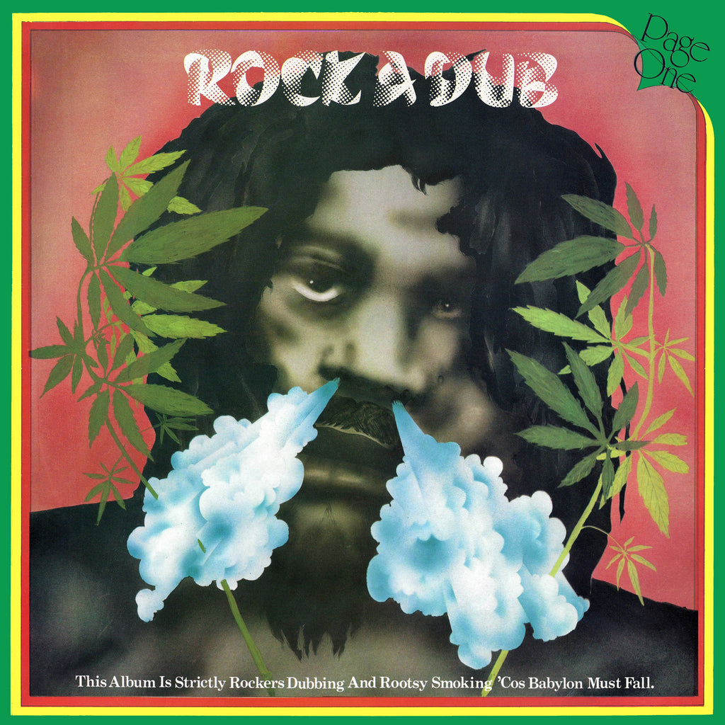 Page One - Rock A Dub - Vinyl LP - Secret Records Limited