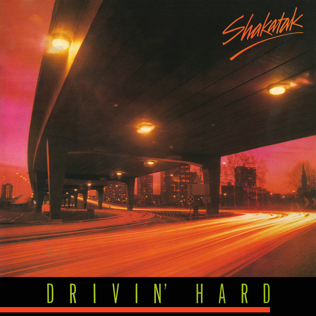 Shakatak - Drivin' Hard - Secret Records Limited
