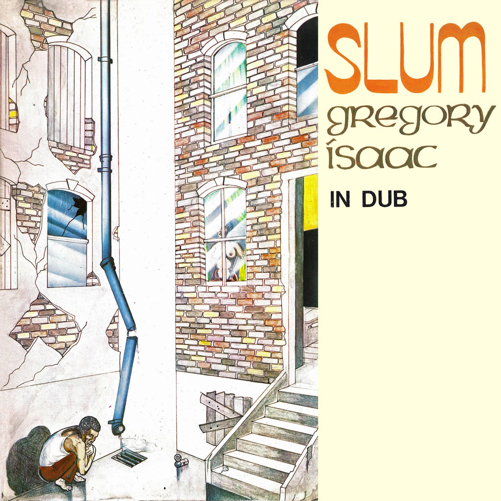 Gregory Isaacs - Slum In Dub - Secret Records Limited