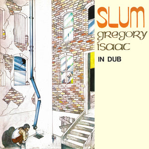 Gregory Isaacs - Slum In Dub - CD Album & Vinyl LP - Secret Records Limited