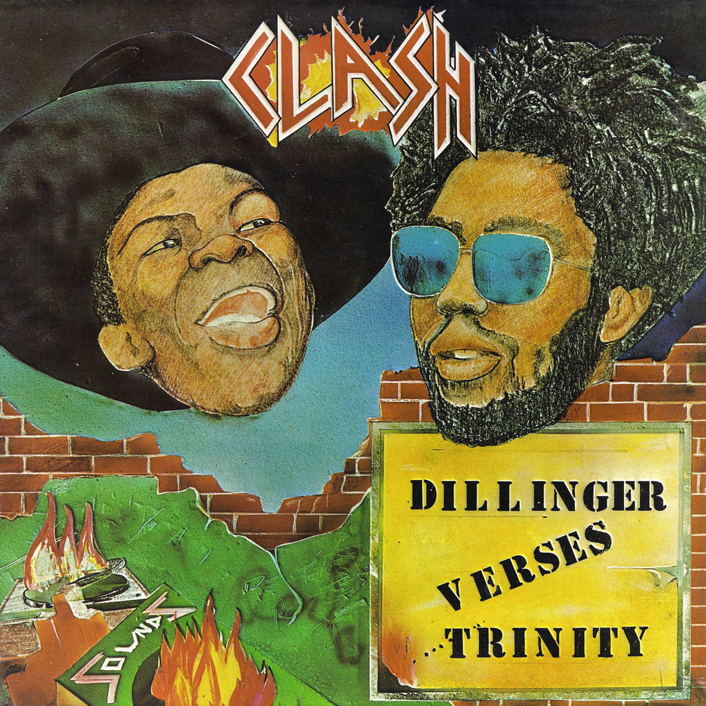 Dillinger vs Trinity - Clash - Secret Records Limited