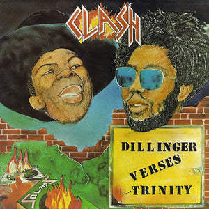 Dillinger vs Trinity - Clash - CD Album & Vinyl LP - Secret Records Limited