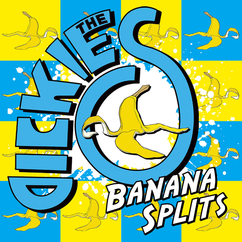 The Dickies - Banana Splits - CD+DVD Album - Secret Records Limited