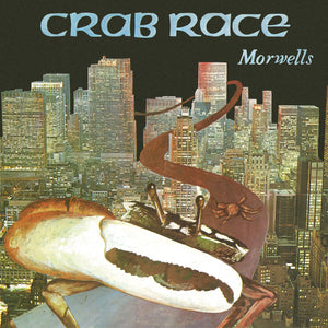 The Morwells - Crab Race - CD Album - Secret Records Limited