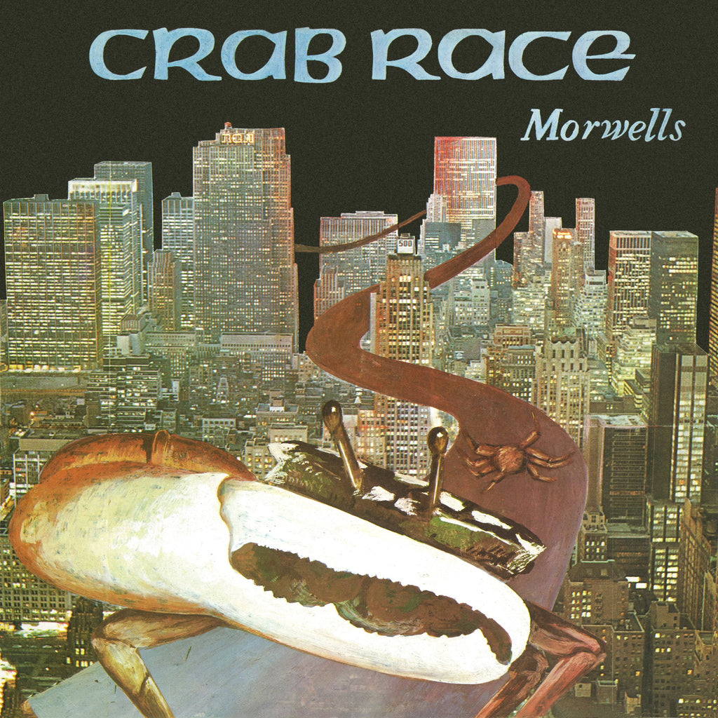 The Morwells - Crab Race - Vinyl LP - Secret Records Limited