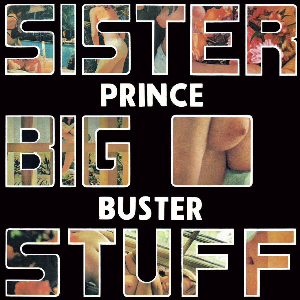 Prince Buster - Sister Big Stuff - Vinyl LP - Secret Records Limited
