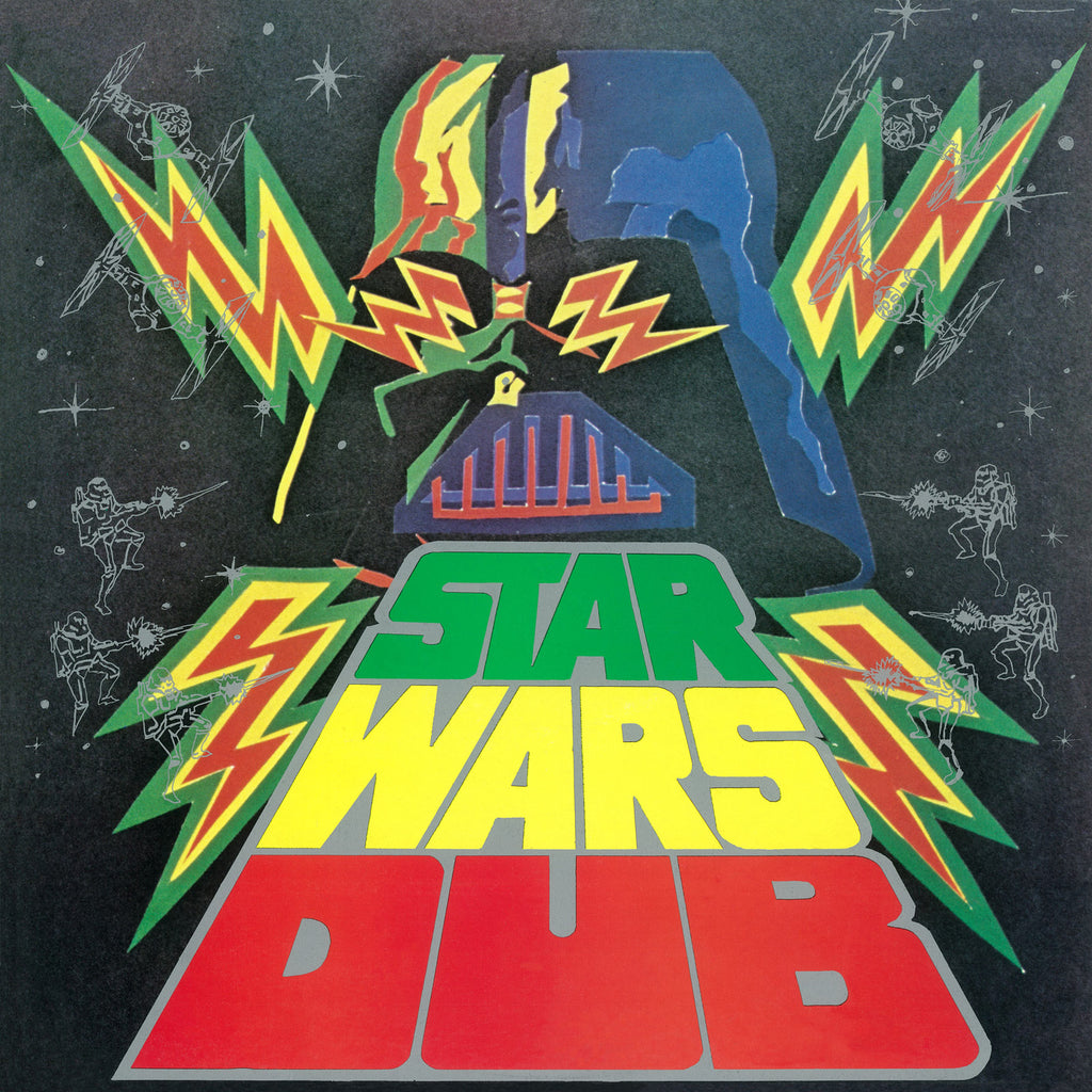 Phil Pratt - Star Wars Dub - Secret Records Limited