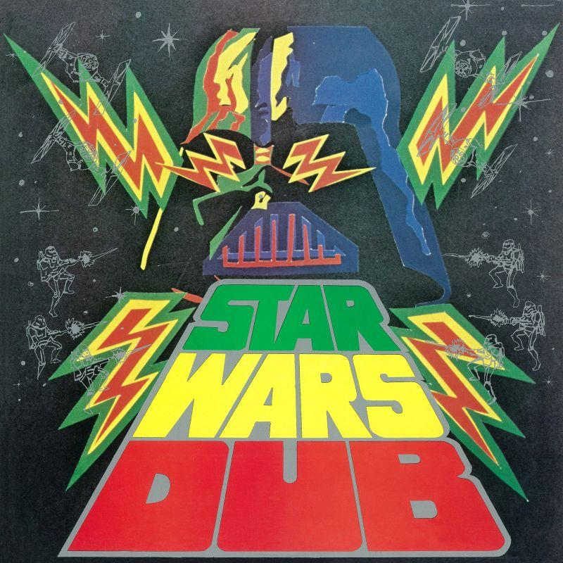 Phil Pratt - Star Wars Dub - Red Vinyl LP - Secret Records Limited