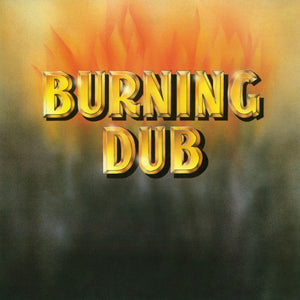 Revolutionaries - Burning Dub - CD Album - Secret Records Limited