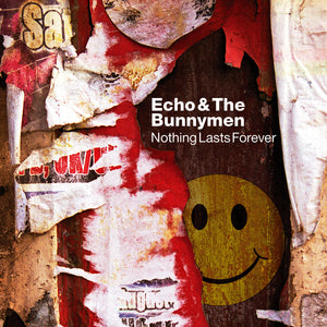 Echo & The Bunnymen - Nothing Lasts Forever - CD+DVD Album - Secret Records Limited