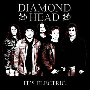 Diamond Head - It's Electric - CD Album - Secret Records Limited