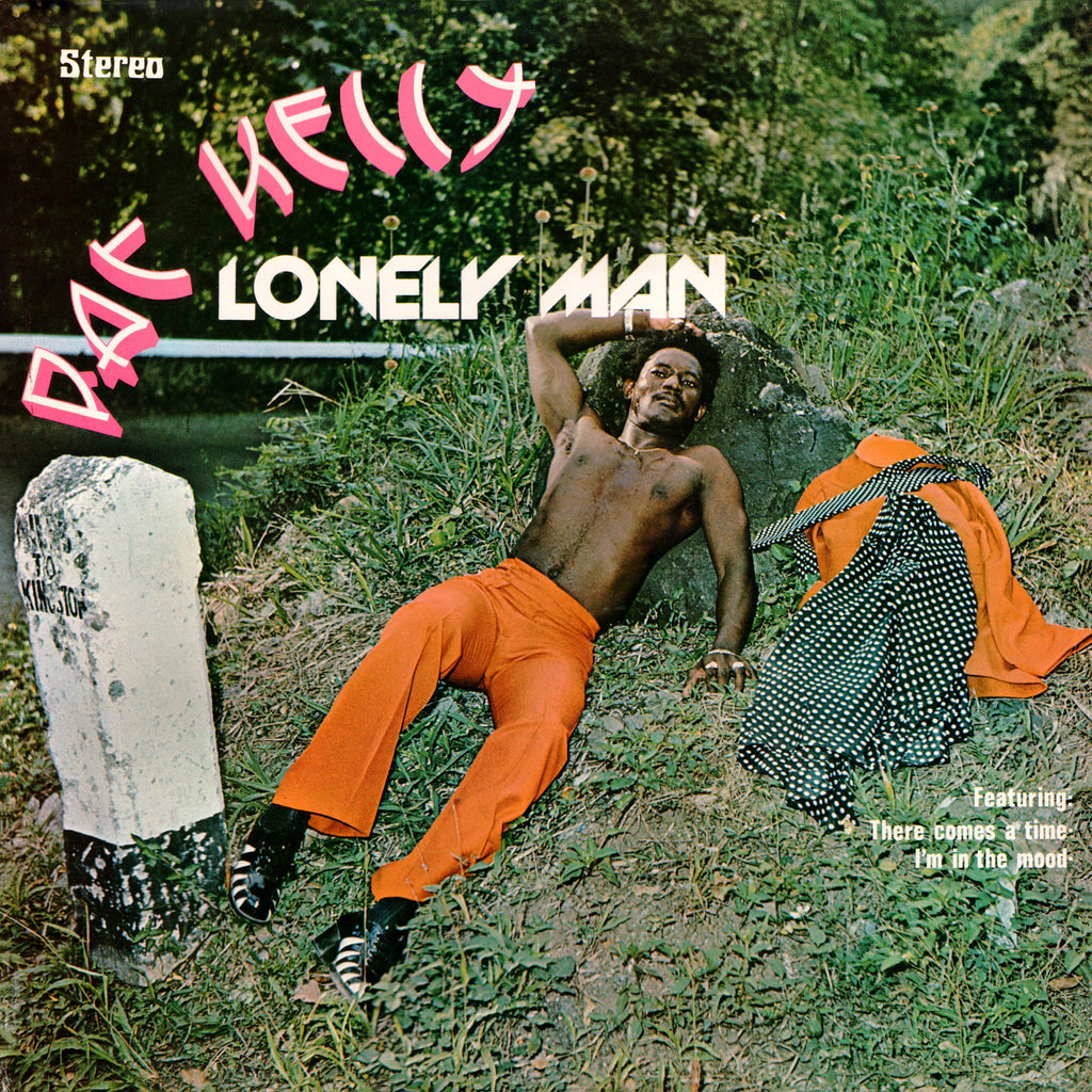 Pat Kelly - Lonely Man - Vinyl LP - Secret Records Limited