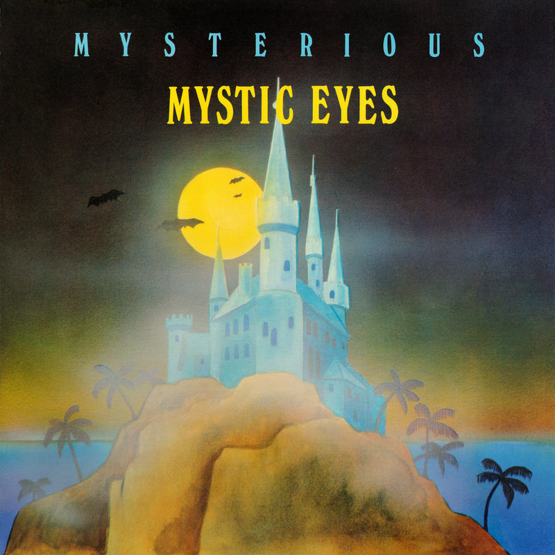 Mystic Eyes - Mysterious - CD Album & Vinyl LP - Secret Records Limited