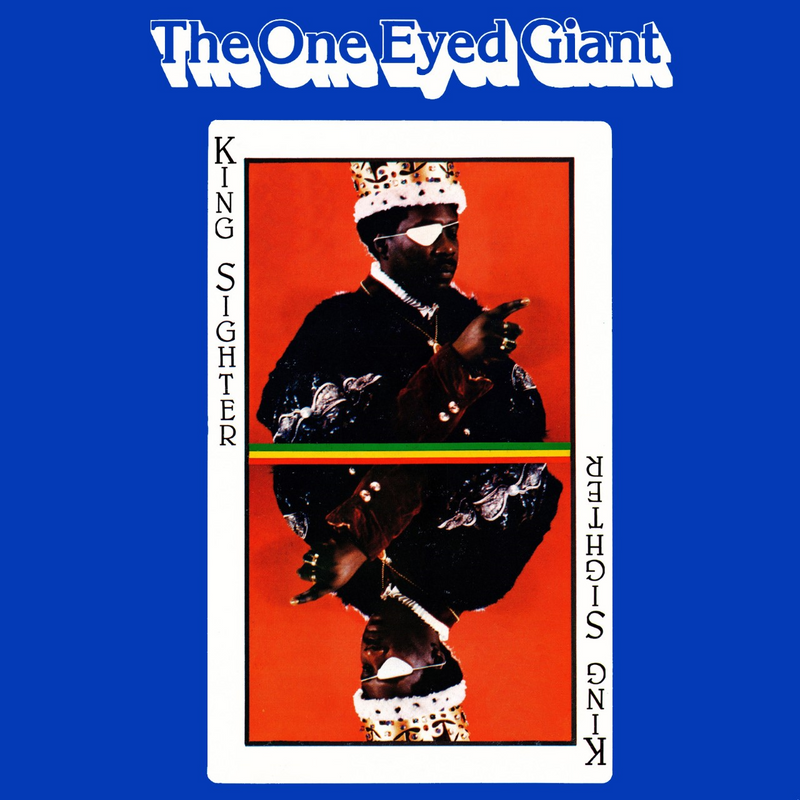 King Sighter - The One Eyed Giant - CD Album & Vinyl LP - Secret Records Limited