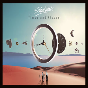 Shakatak - Times And Places - CD Album - Secret Records Limited