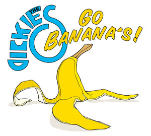 The Dickies - Go Bananas! - CD Album - Secret Records Limited