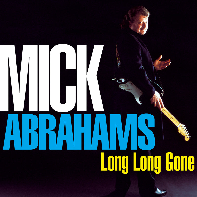 Mick Abrahams - Long Long Gone - Secret Records Limited