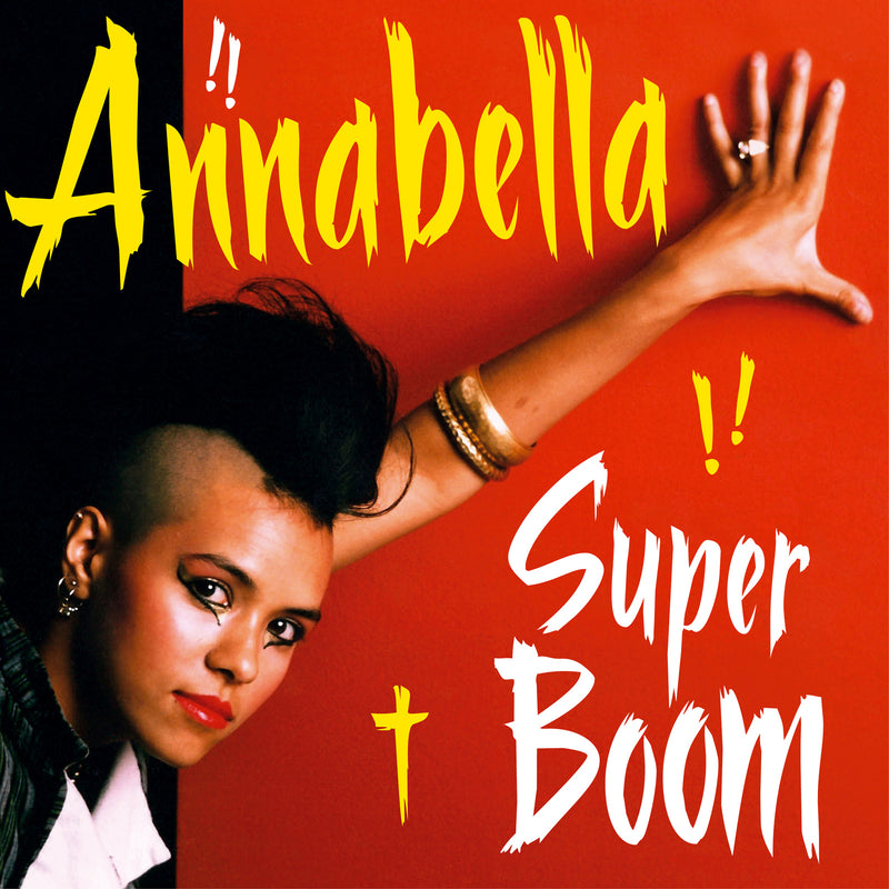 Annabella Lwin - Super Boom - CD Album - Secret Records Limited