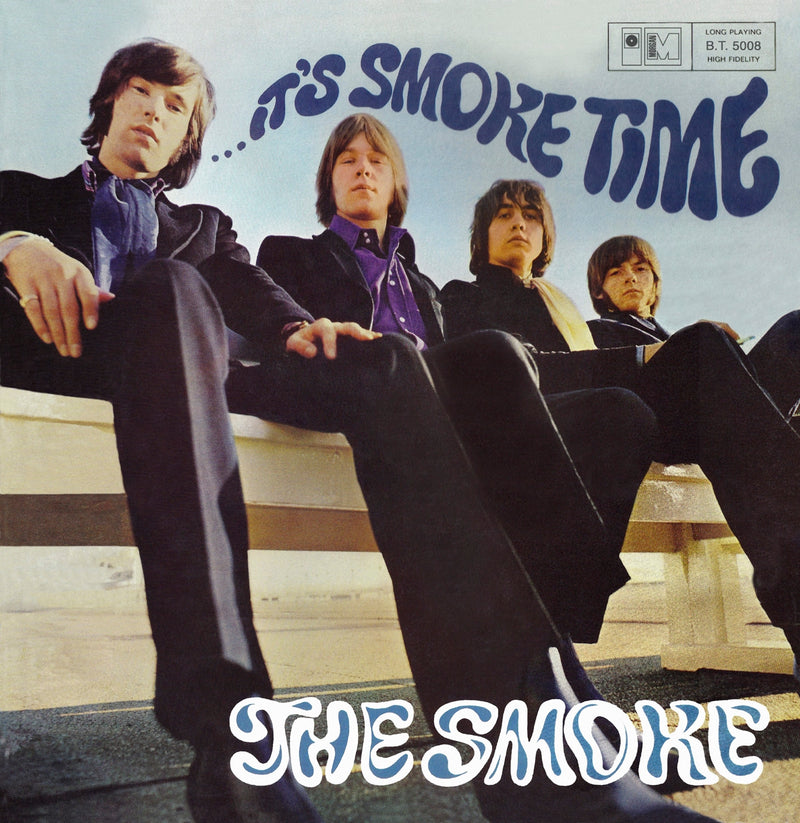 The Smoke - It's Smoke Time - Vinyl LP - Secret Records Limited