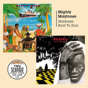 Mighty Maytones - Madness & Boat To Zion - CD Album - Secret Records Limited