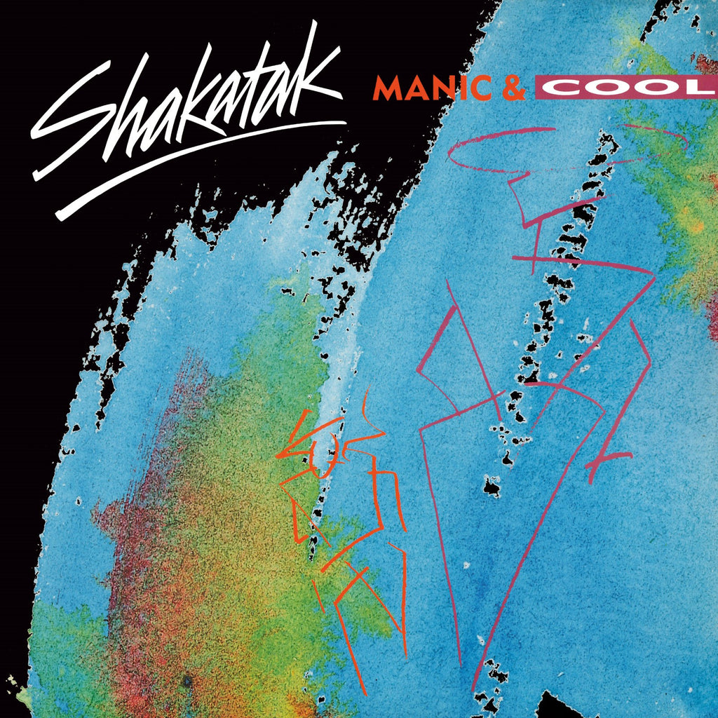 Shakatak - Manic & Cool - Secret Records Limited